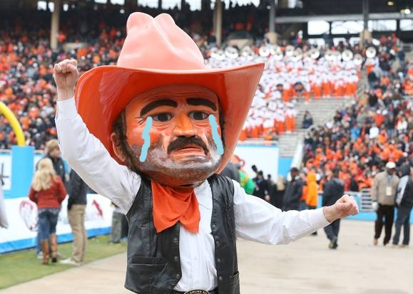 Letters from Oklahoma State fans: Actually, the Cowboys beat Central Michigan in 2016