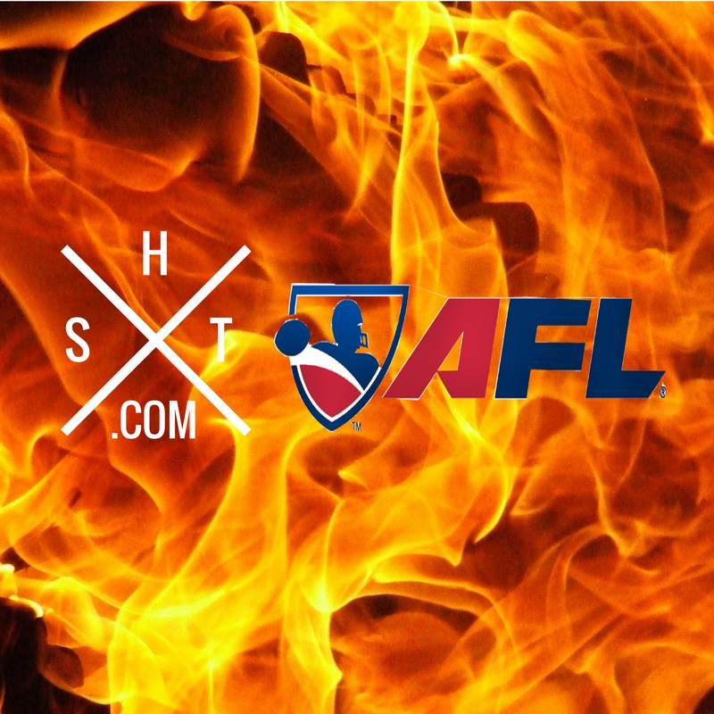 What's next for the Arena Football League?