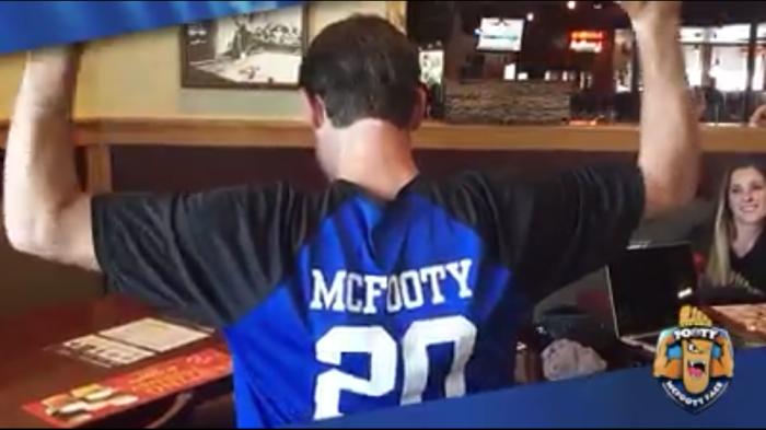 McFooty Shirt