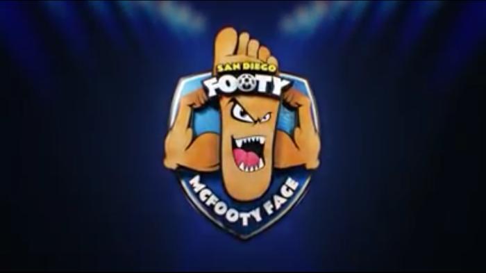 Footy McFooty Face
