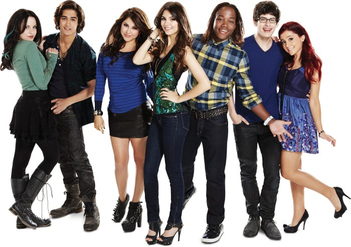 Group Shot VICTORIOUS Season 2