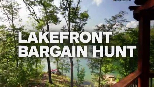 Lakefront Bargain Hunt