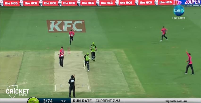 Let's Learn Cricket: TheBasics