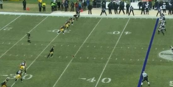 The Steelers onside kick was the right call, even if it cost them the game